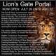 Lion's Gate open